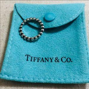 Tiffany & Co beaded ring